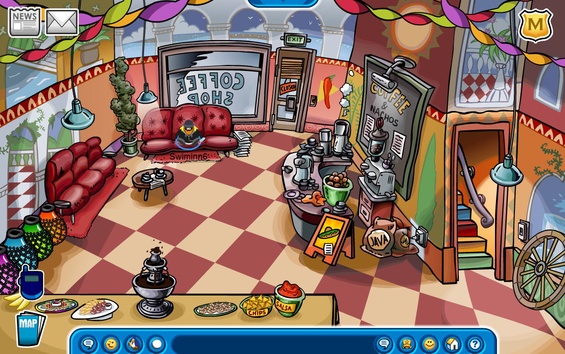 Image result for winter fiesta club penguin